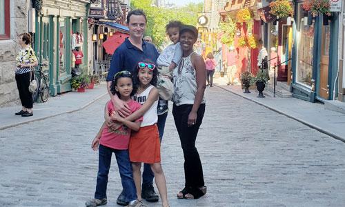 La familia Lüdtke, productores de Monterrey