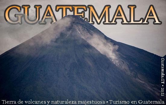 volcanes, guatemala, turismo